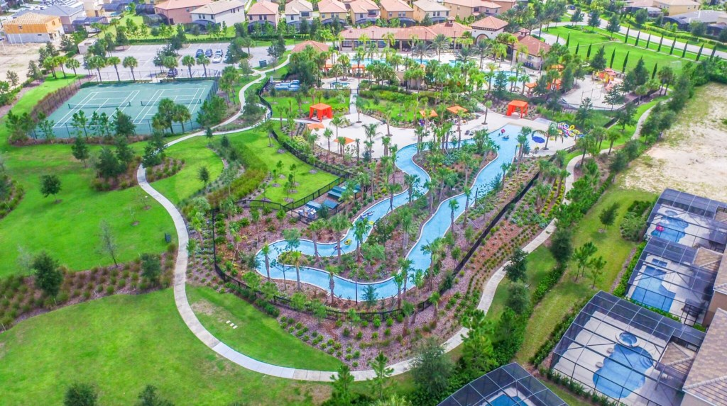 Master Vacation Homes - Solterra Resort - Lazy River 3.JPG