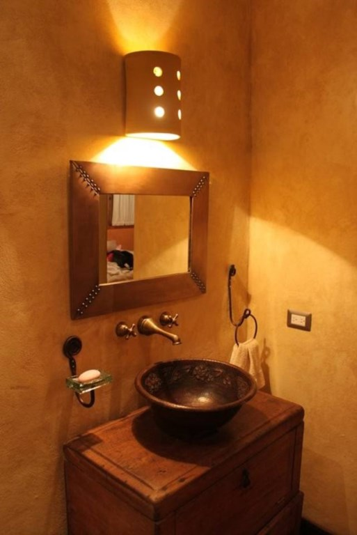 One of the beautiful bathroom sinks