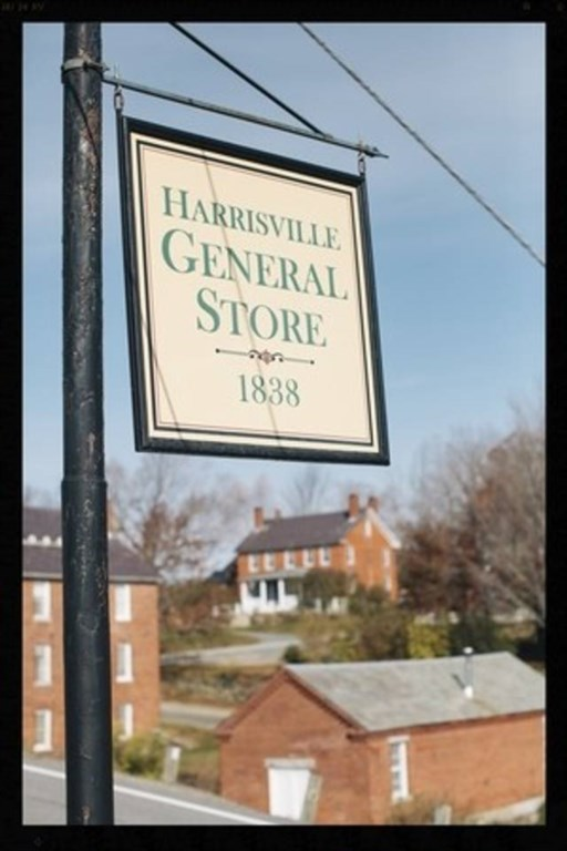 Pick up some supplies at the General Store!