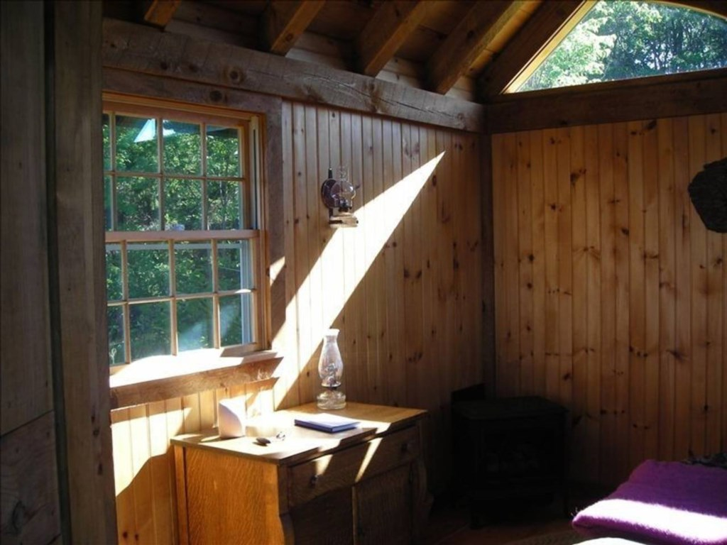 Inside of the Sunset/Guest Cabin