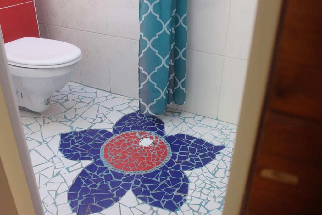 The Mosaic bathroom
