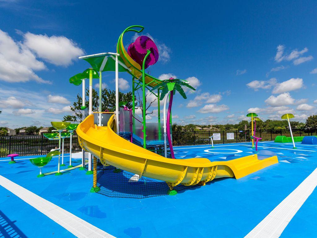 View 4 of resort style kids waterpark