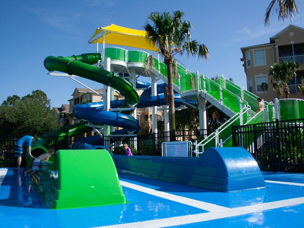 View 2 of resort style kids waterpark