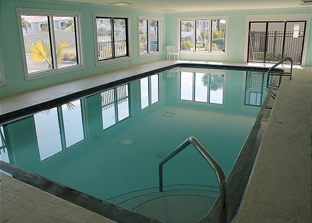 In-door pool