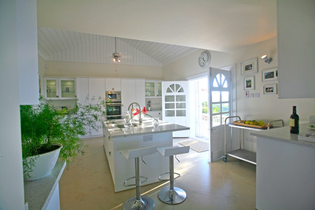 Beautifully designed modern kitchen.