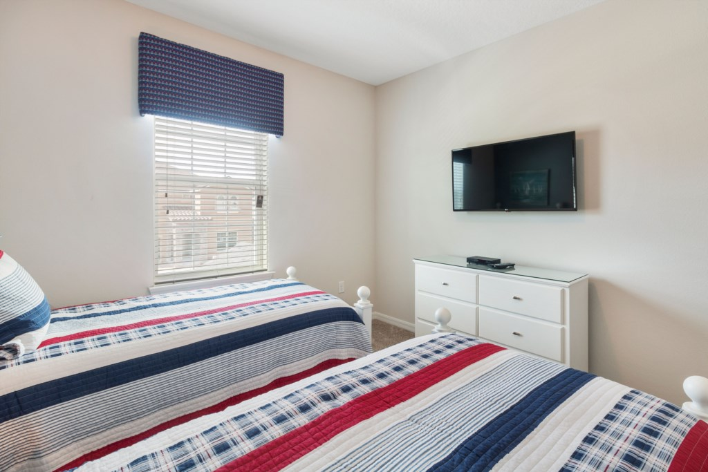 23 Twin Bedroom