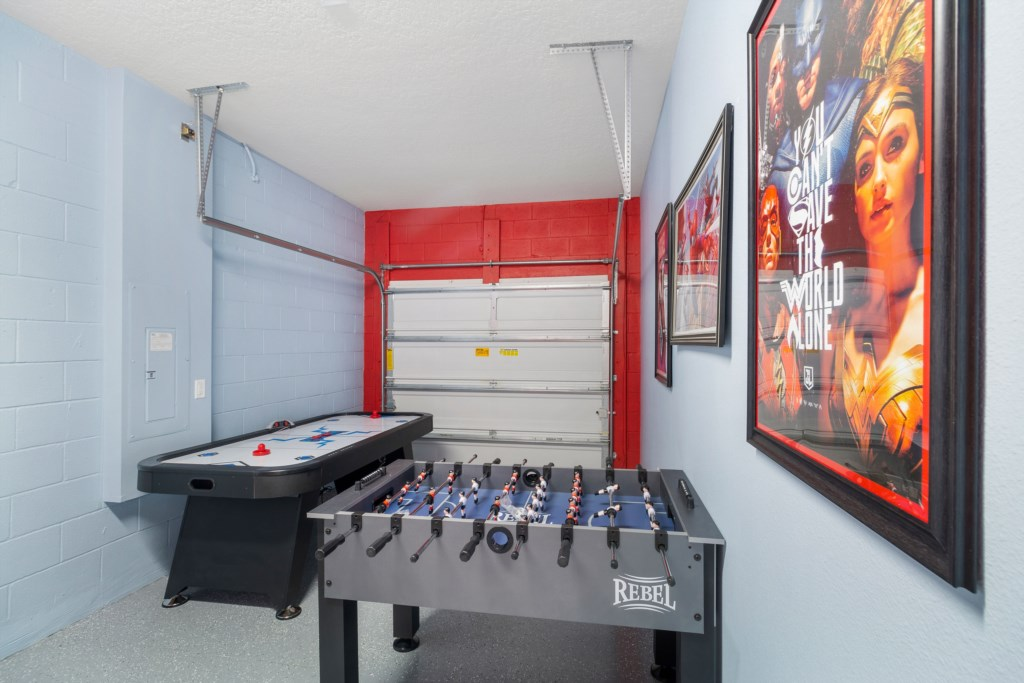 31 Foosball Table