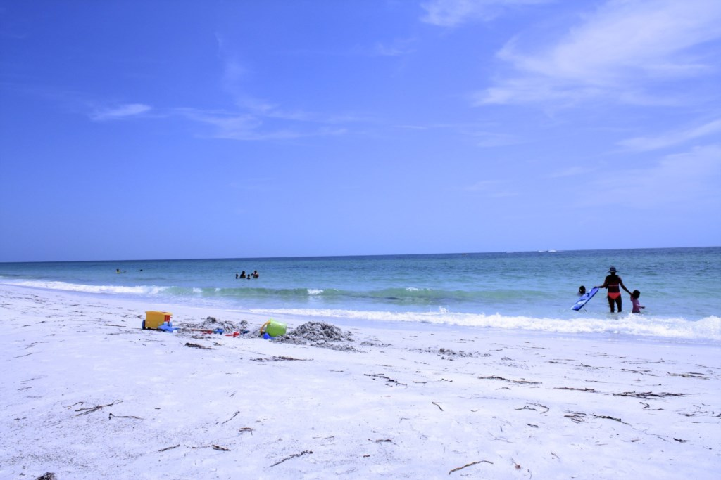 Anna Maria Island-Family Fun At The Beach