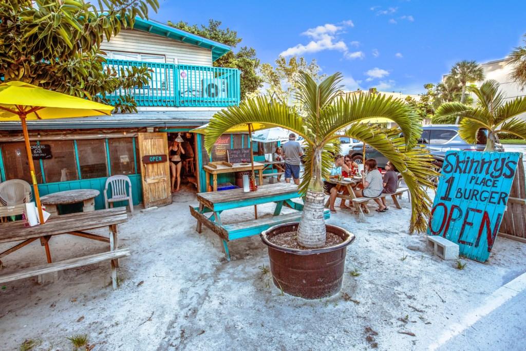 Anna Maria Island-Skinnys Restaurant