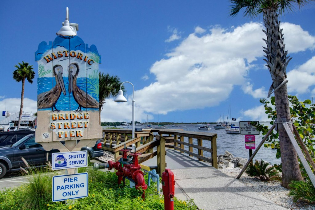 Anna Maria Island-Bridge St. Pier