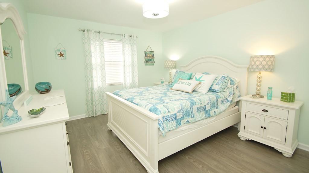 New second bedroom suite