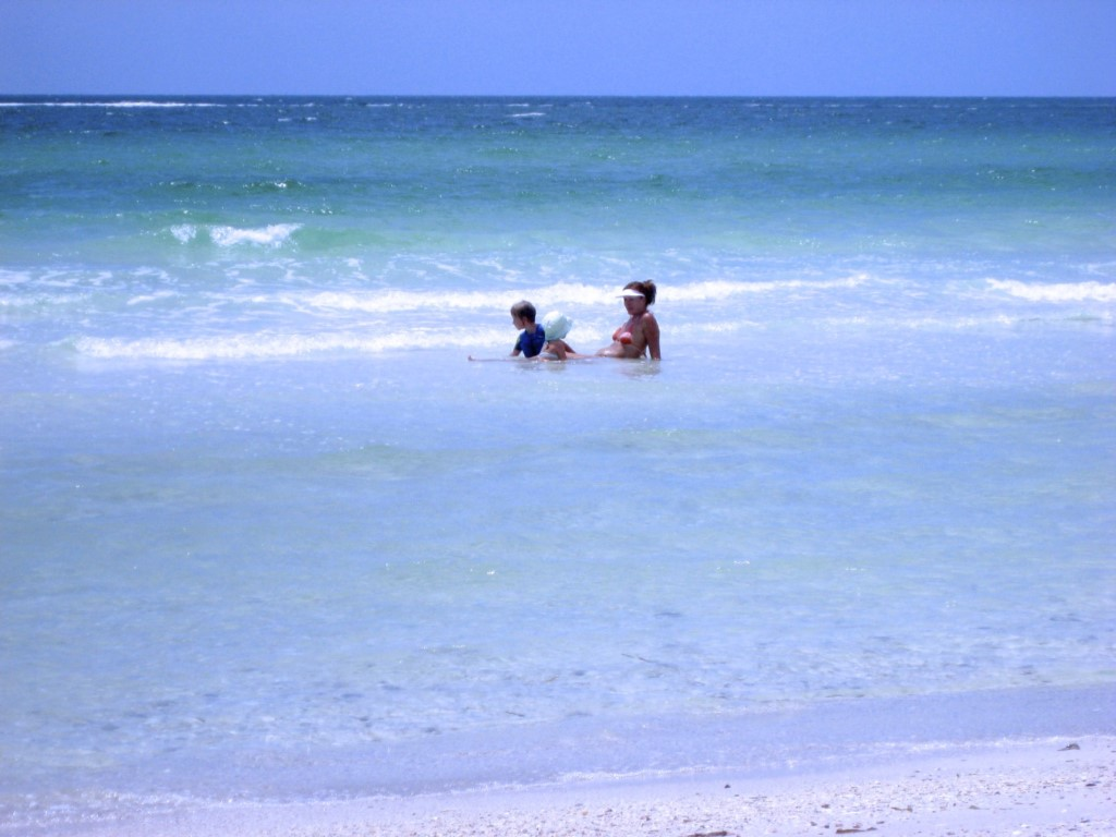 A kids paradise in the Gulf of Mexico.