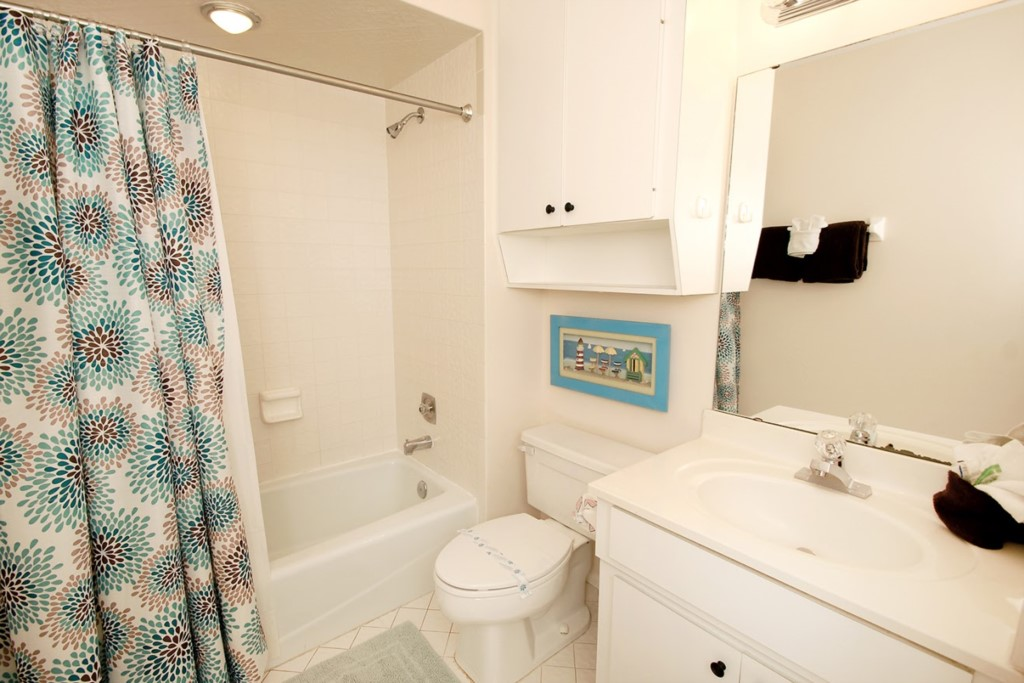New second washroom