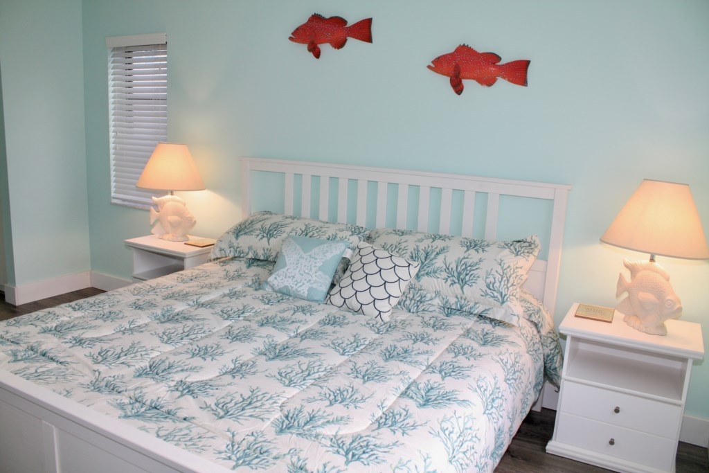 Anna Maria Island Condo - King Bed - New Bedroom Suite