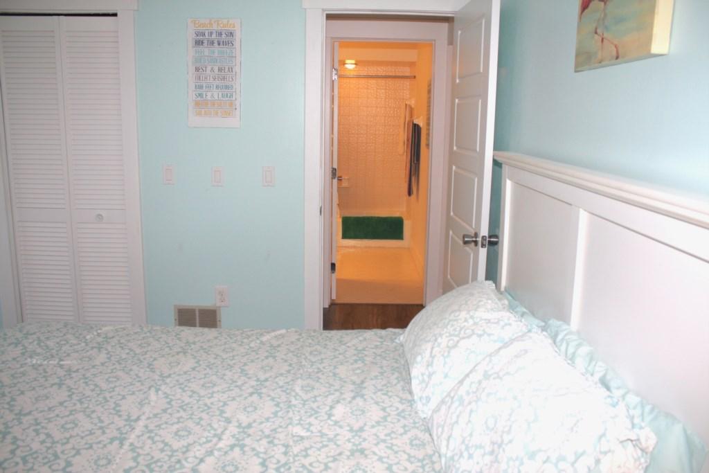 Anna Maria Island Condo - Second Bedroom - Second Washroom