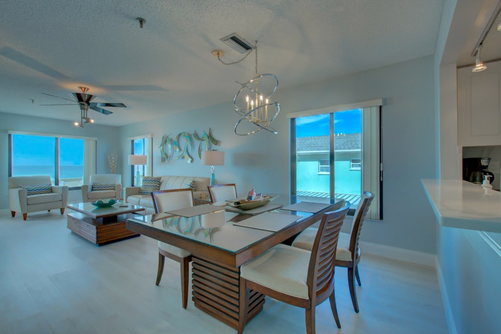 Dining Room-Living Room-All New Tommy Bahama Furniture