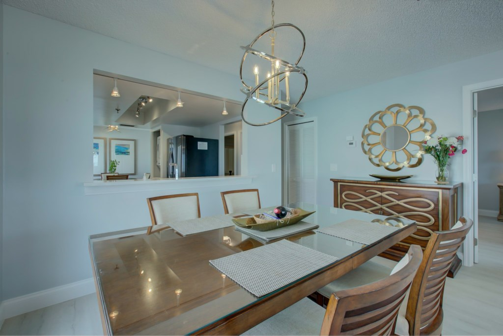 Dining Room-New Contemporary Lighting