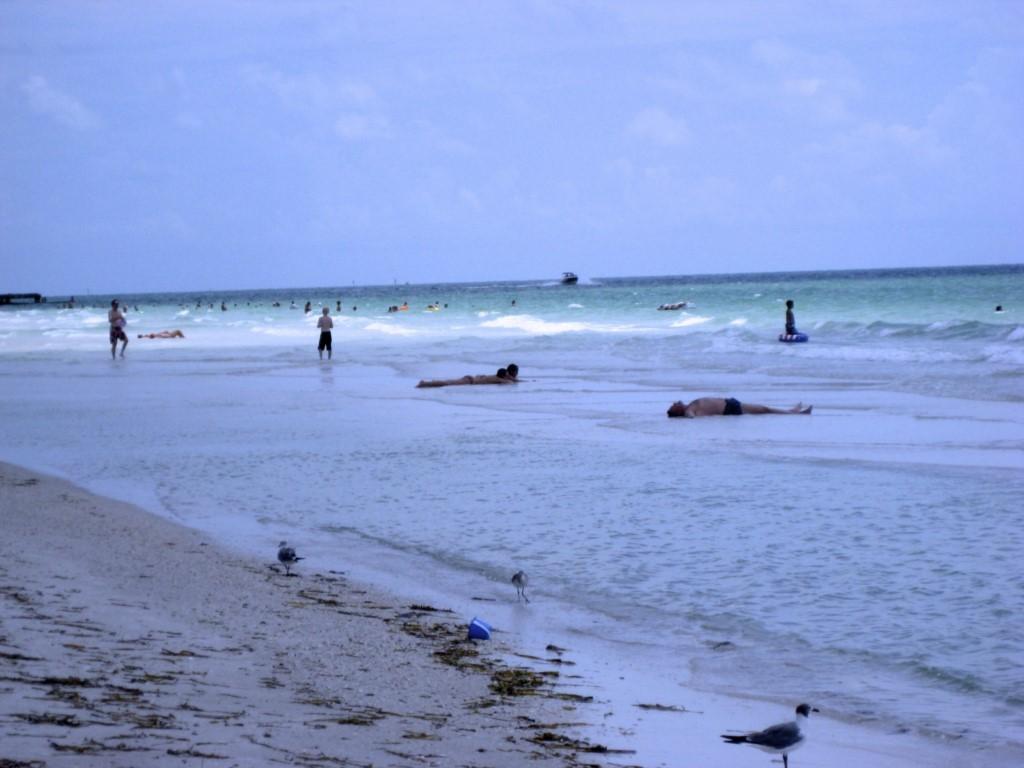 A beach lover's paradise