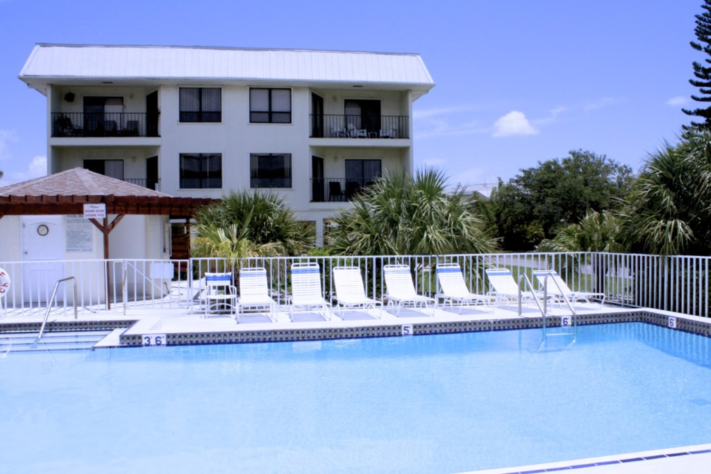The heate pool