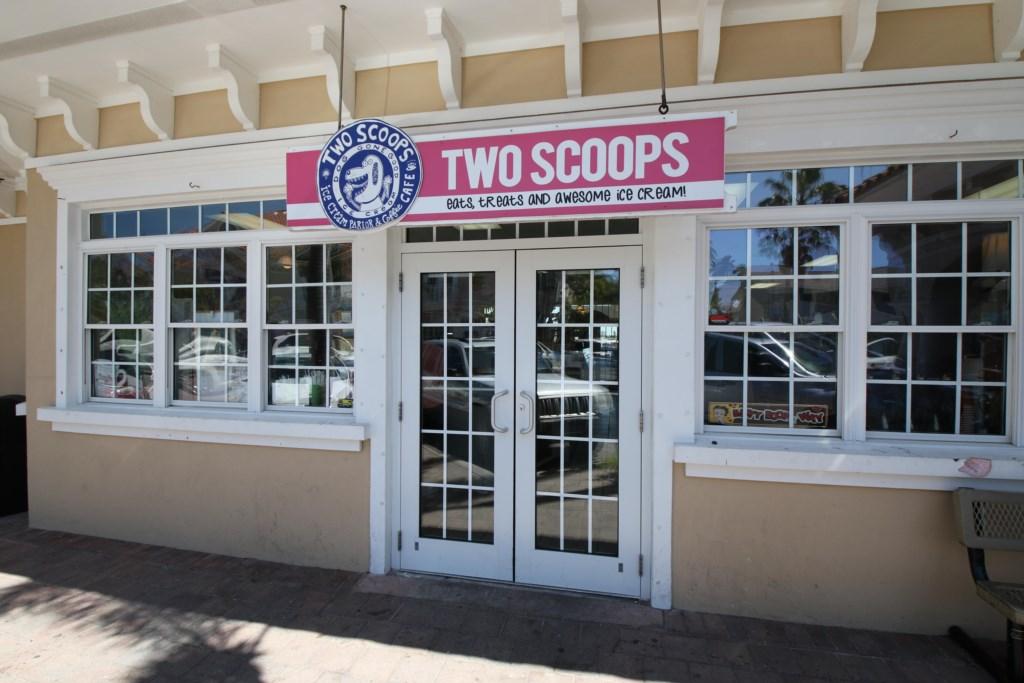 Two Scoops Ice Cream