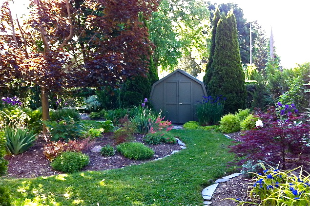 Beautiful Gardens - Parkview Cottage - Niagara-on-the-Lake