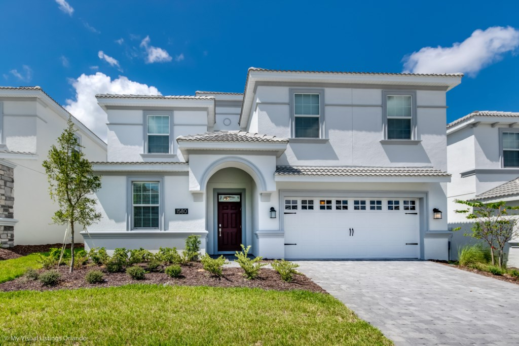 1580PD New Amazing Champions Gate 8 Bedroom 5 Bed
