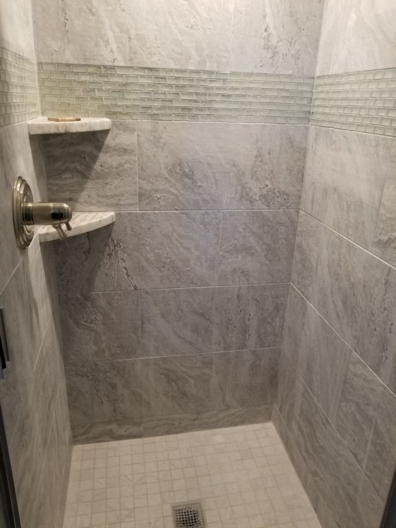 Second Bath - Walk-In Shower