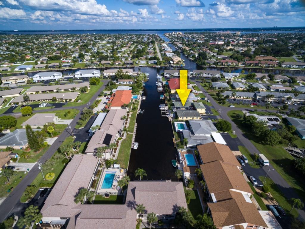 Stunning Waterfront Property
