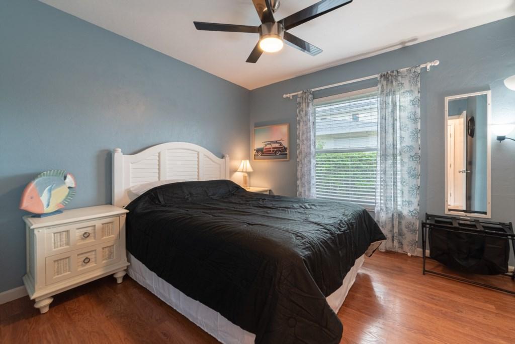 2 Comfortable Bedrooms