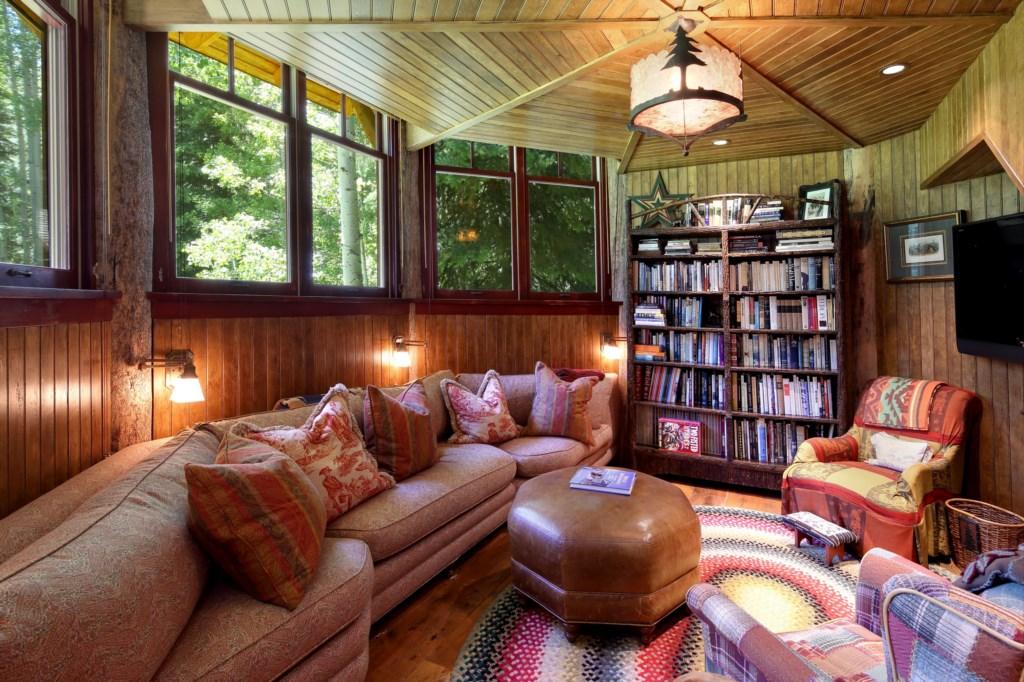 Library Media Room