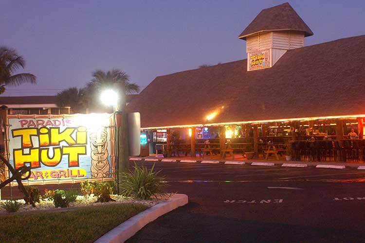 Local Tiki Bar