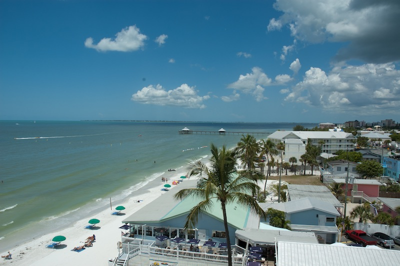 Fort Myers Beach is only 12 miles away!