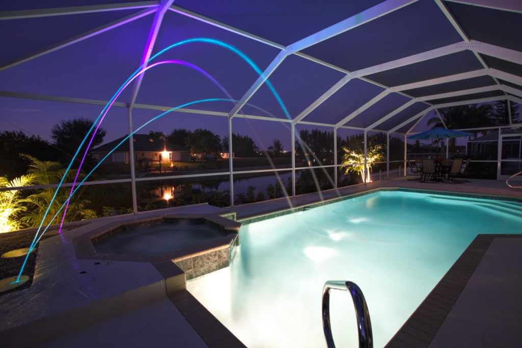 MagicStream laminars add a simple touch of fun to the pool