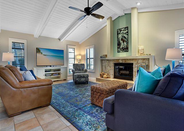 Cozy Florida room