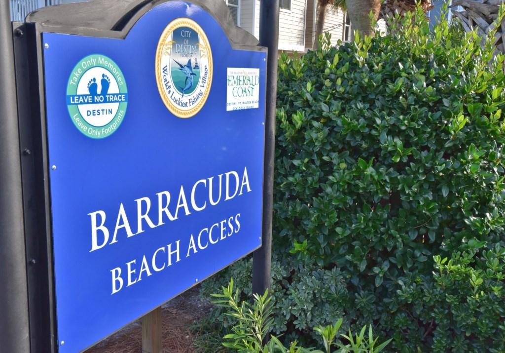 Barracuda Beach Access
