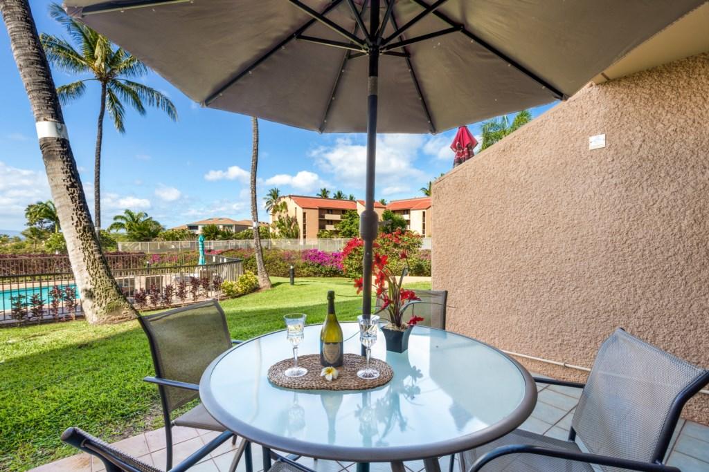 Maui Vista 3-112 Beautiful Ground Floor Unit