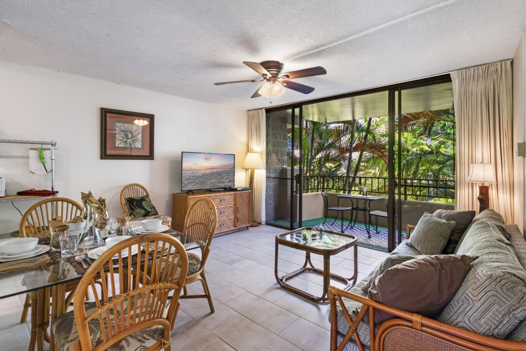 Paki Maui 213 Remodeled Vacation Condo With Tropic