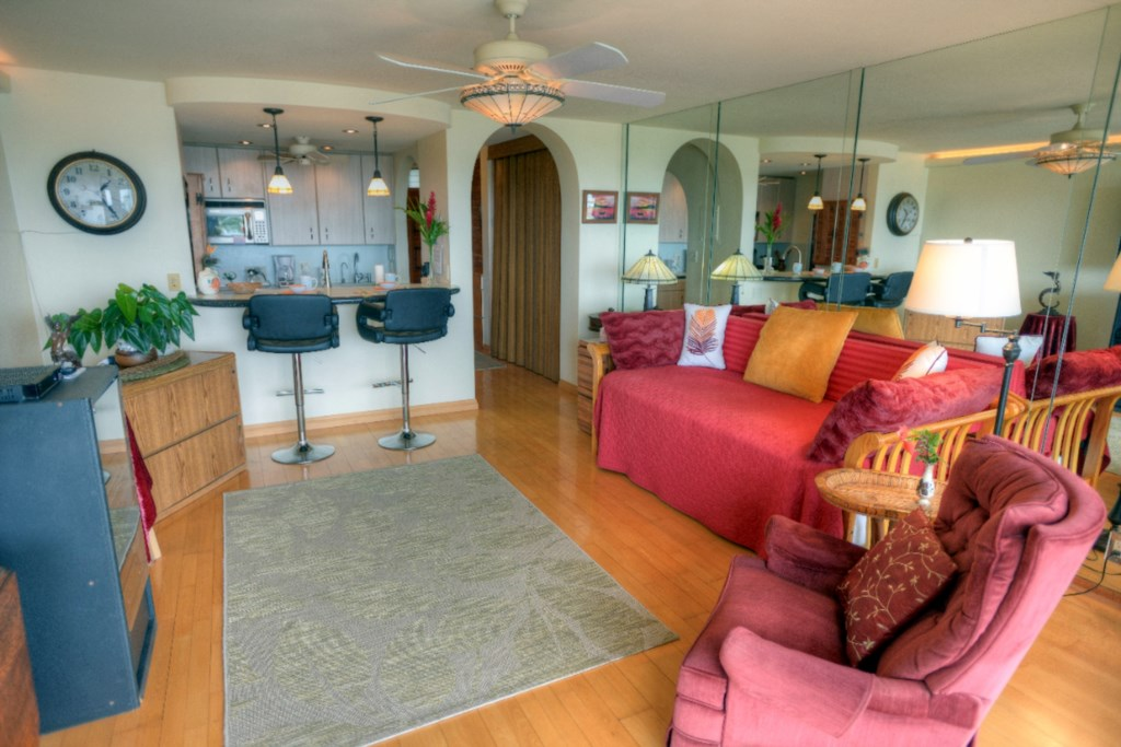 Peaceful  Condo with the Comforts of Home and Stunning Ocean Views