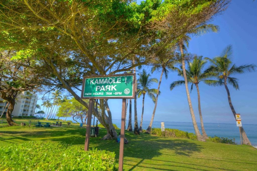 Right Across the Street from Kamaole Beach Royale