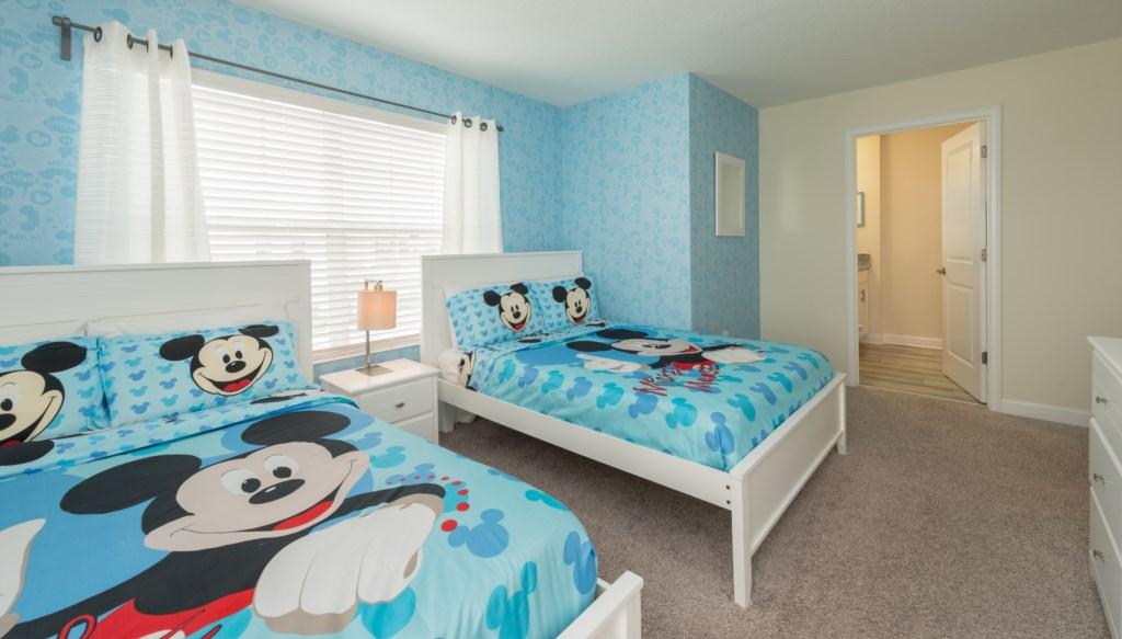 MICKEY BEDROOM 1