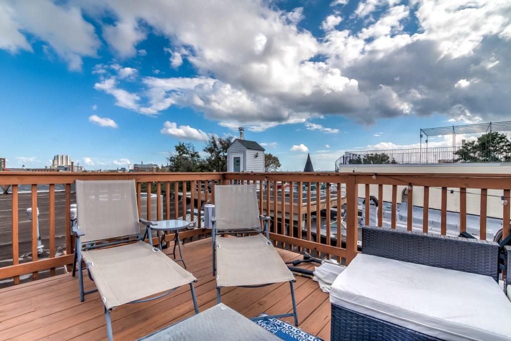 Rooftop Deck Photo 2 of 3