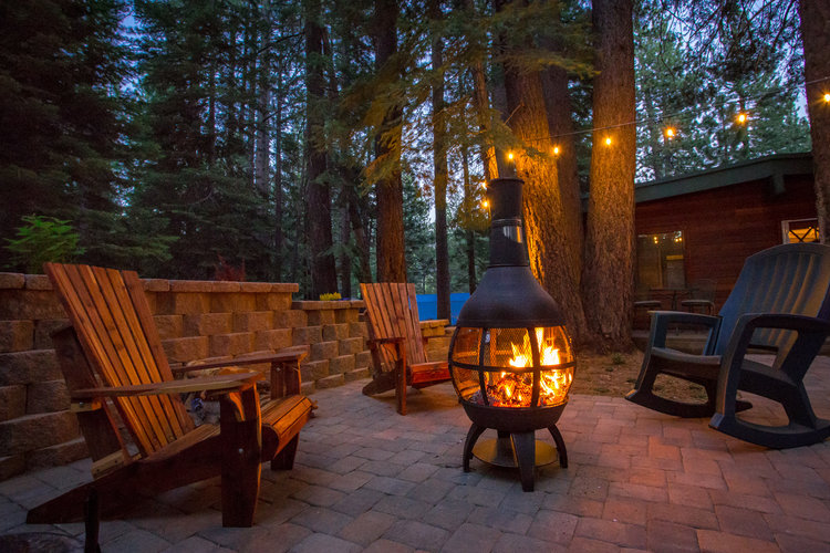 Make magical lasting memories around the firepit