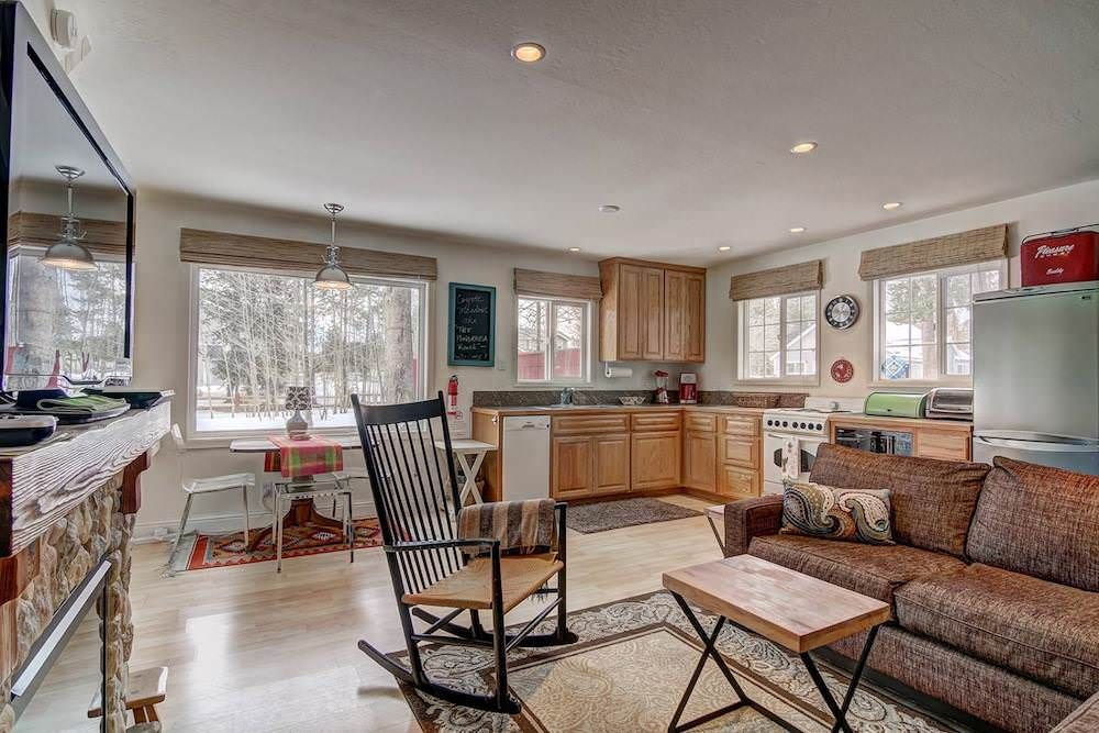 Enjoy open concept living for easy flow and conversation