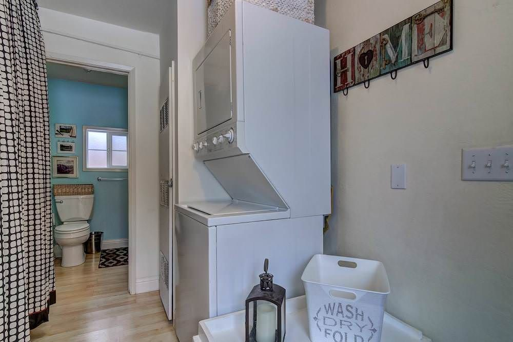 Covenient Laundry room