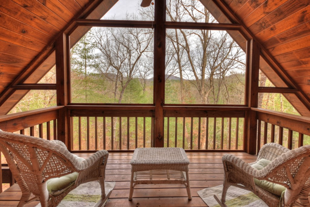 Relax in your own tree house in this amazing space