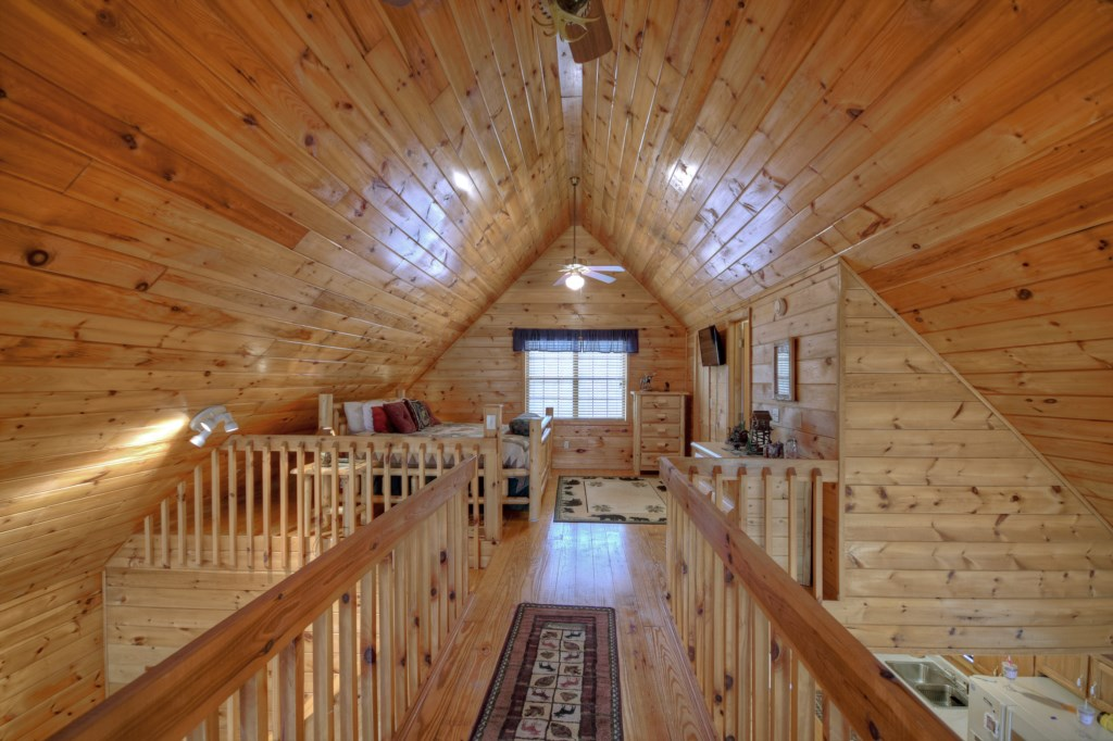 Beautiful Loft Bedroom