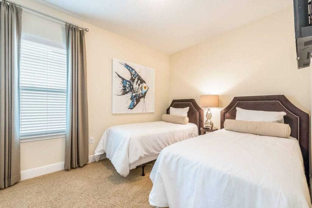 2nd Floor Twin Bedroom, 42