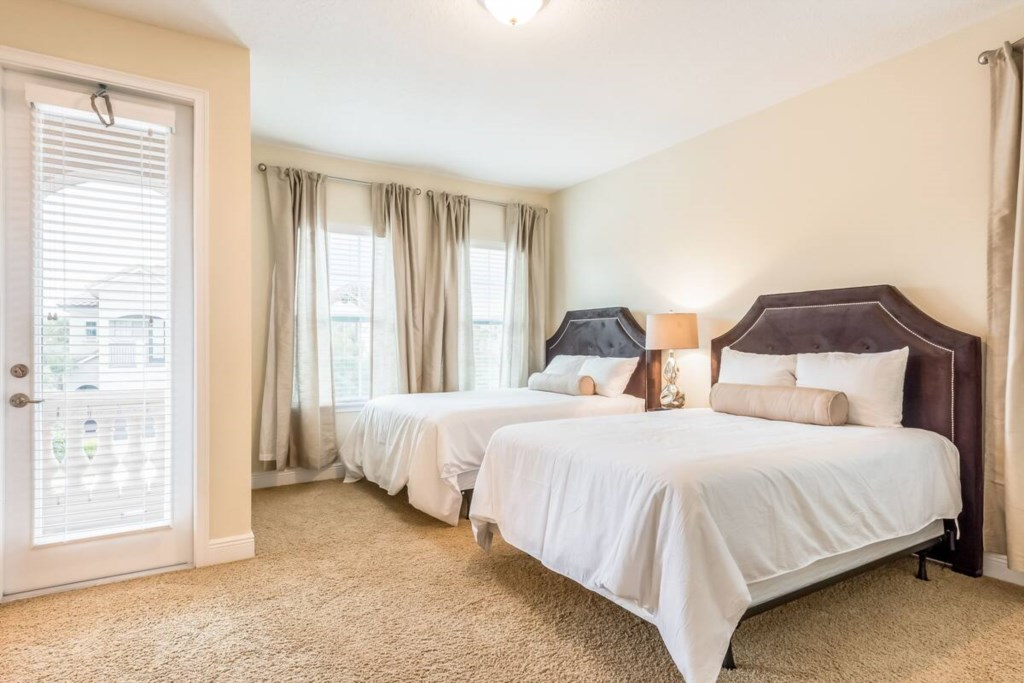 Double Double On Suite, with balcony and sunset views, 42