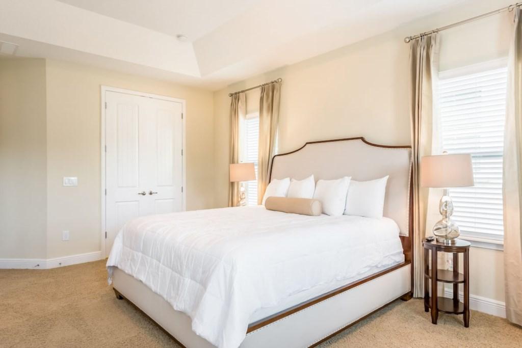 2nd Floor Master Bedroom - On Suite, 42
