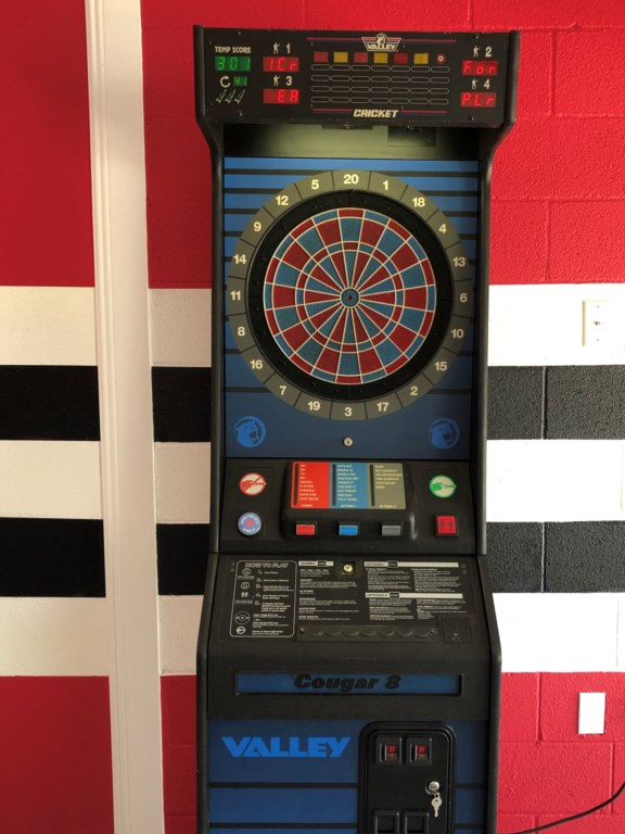 Full Size Electronic Darts